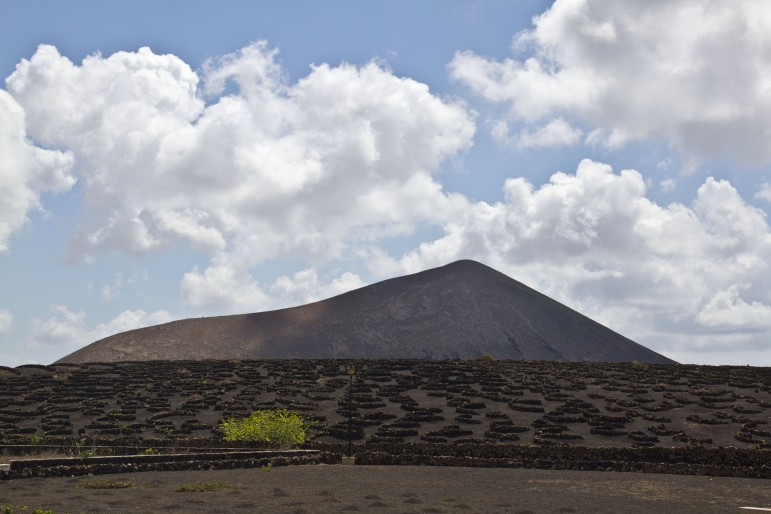 Visiting La Geria, Lanzarote's wine producing region is one of the best things to do in Lanzarote.