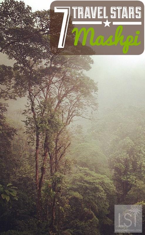 Best places to go - Mashpi rainforest, Ecuador