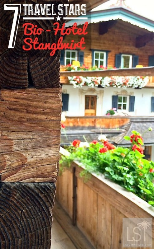 Best places to go - stay at the Bio-Hotel Stanglwirt in Austria