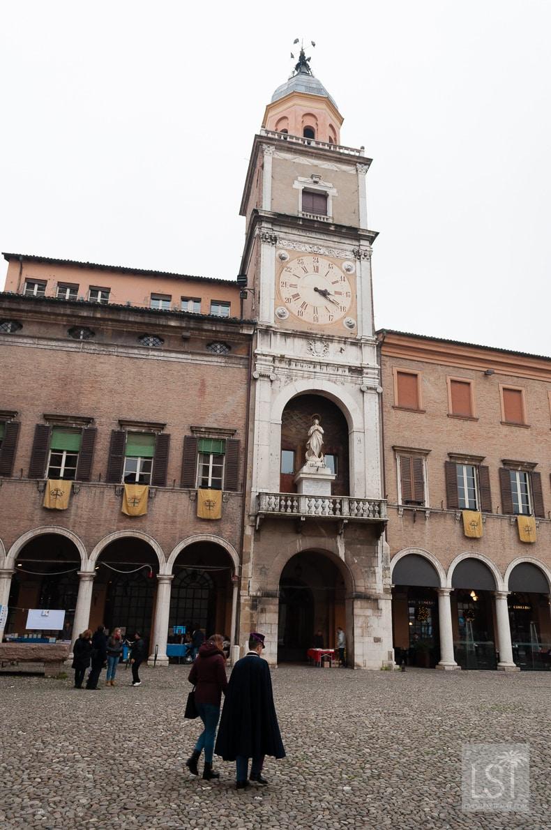 Modena's city hall