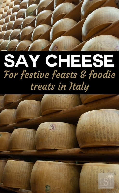 Food in Italy - festive feasts and foodie treats in Emilia Romagna
