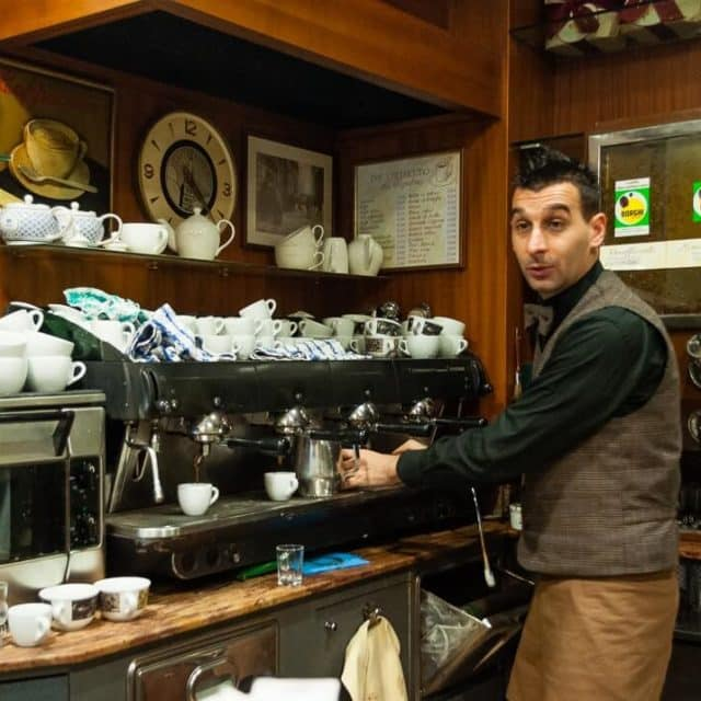 From the early 20th century to the modern day, coffee in Italy is ever popular