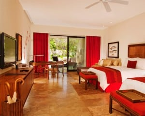Accommodation at RCI resort Grand Velas Riviera Maya, Mexico
