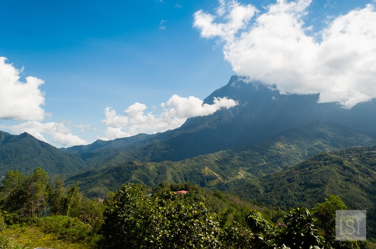 Mount Kinabalu in one of the top honeymoon destinations in Sabah