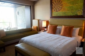 Ocean Wing Suite at Shangri-La Rasa Ria in one of Sabah's top honeymoon destinations