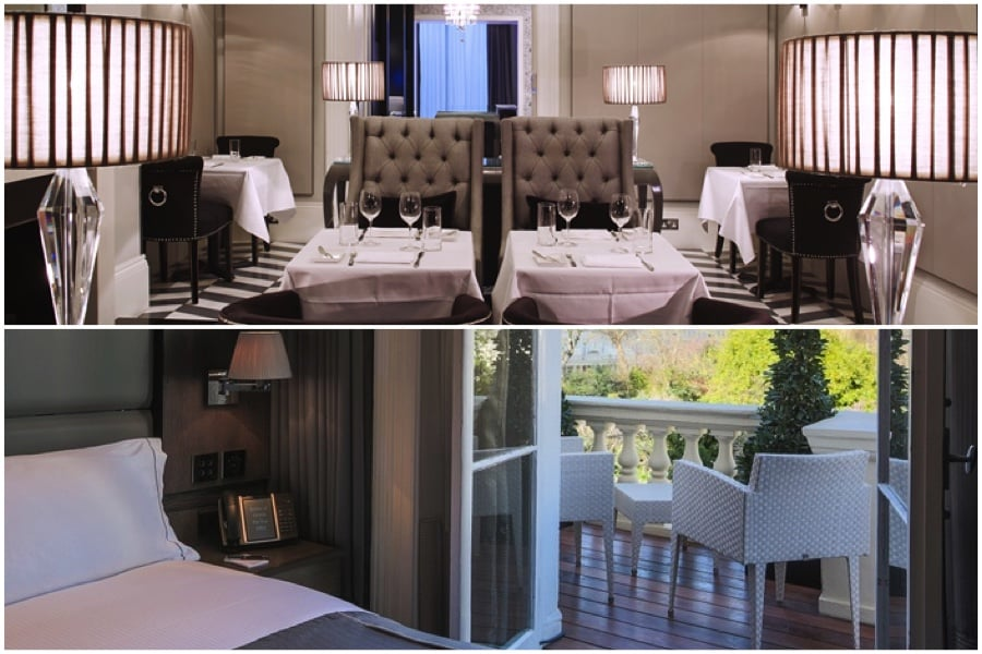 Places to stay in London - Eccleston House Hotel