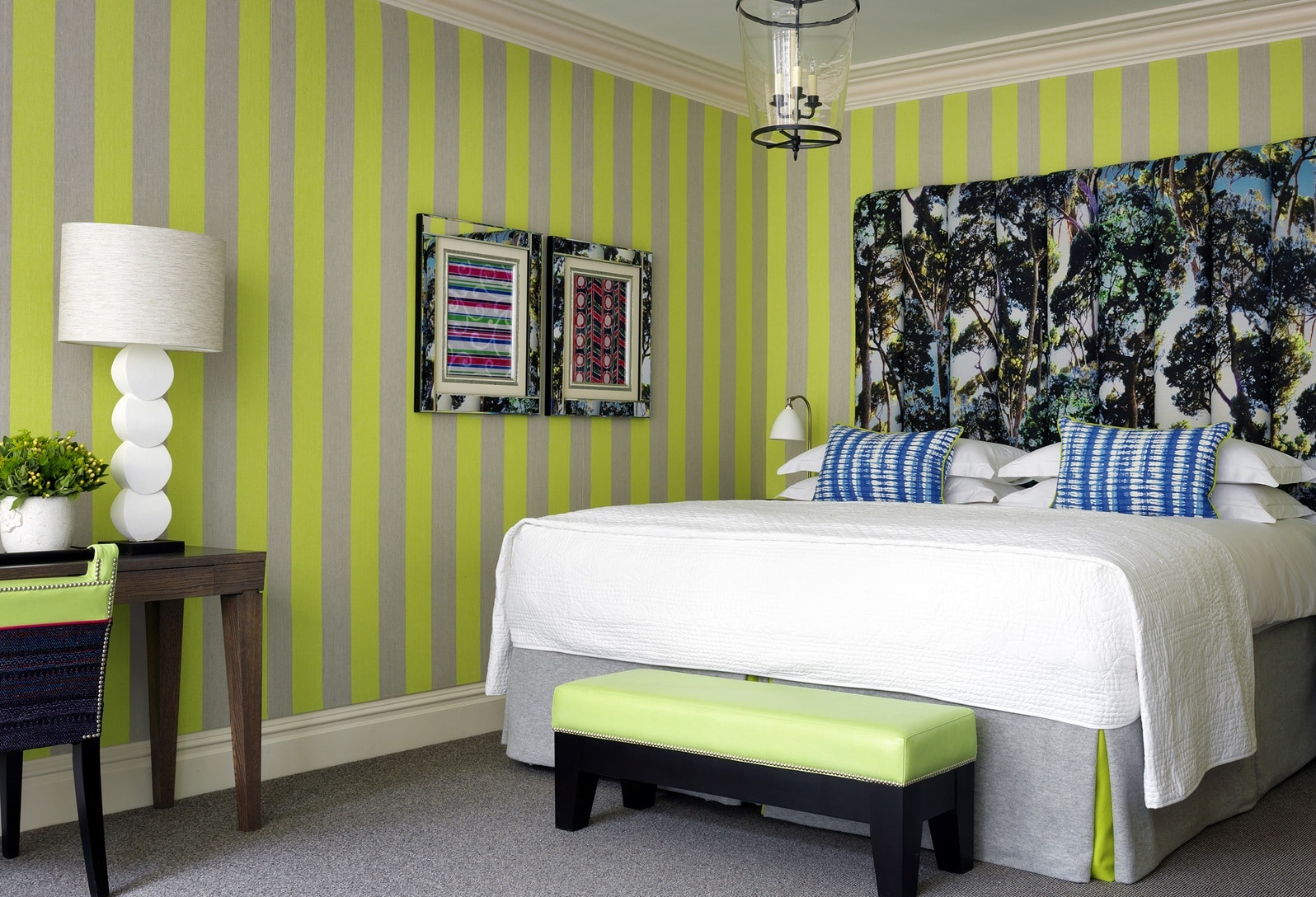 Places to stay in London - Ham Yard Hotel