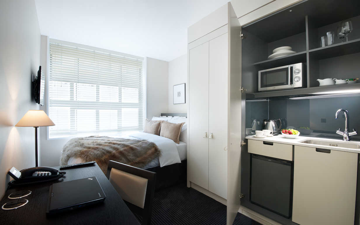 Places to stay in London - The Nadler Hotel Soho
