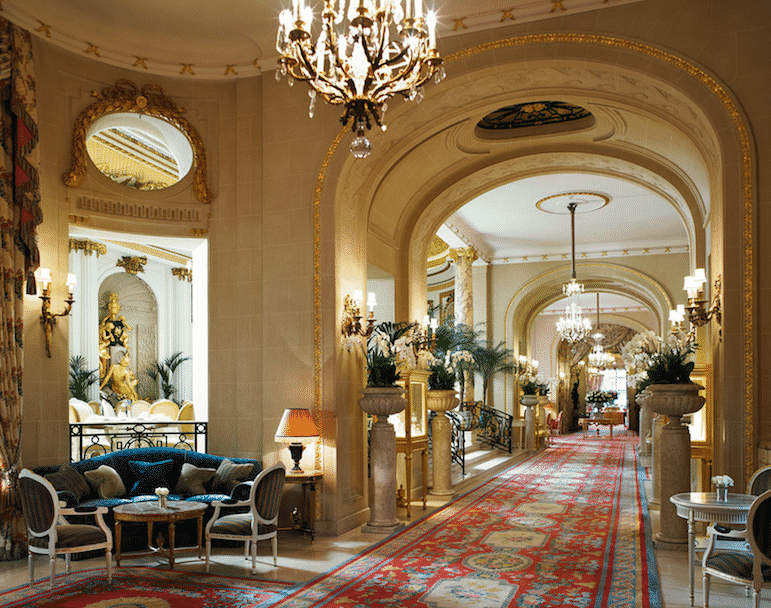 Places to stay in London - The Ritz Hotel