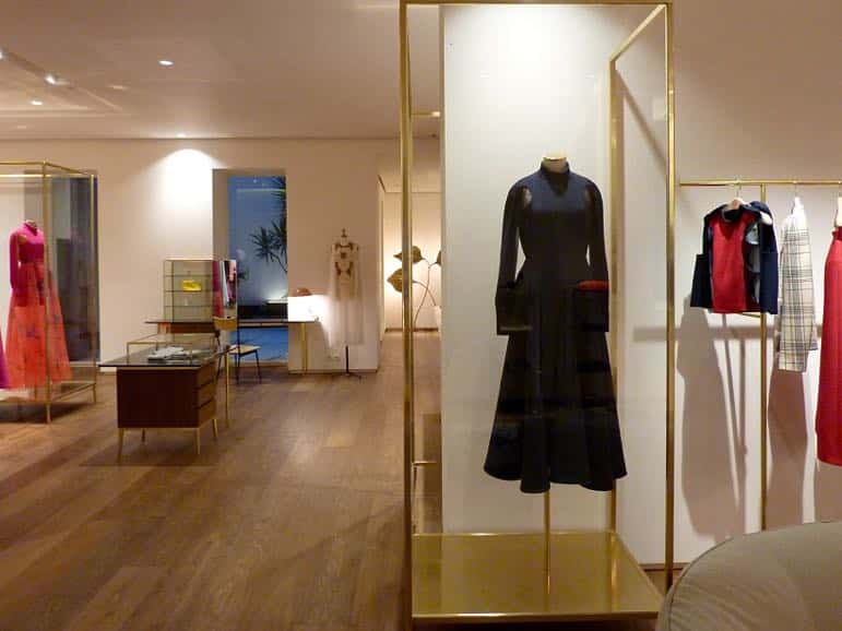 Shopping in Madrid - Del Pozo boutique in Calle de Lagasca