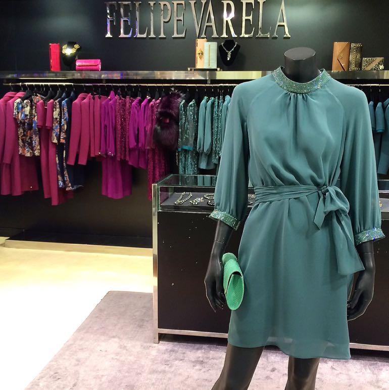 Shopping in Madrid for designer brands like the Spanish queen's favourite, Felipe Varela