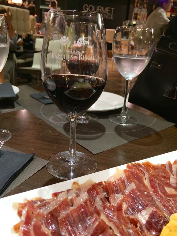 Shopping in Madrid - the Gourmet Experience at El Corte Ingles