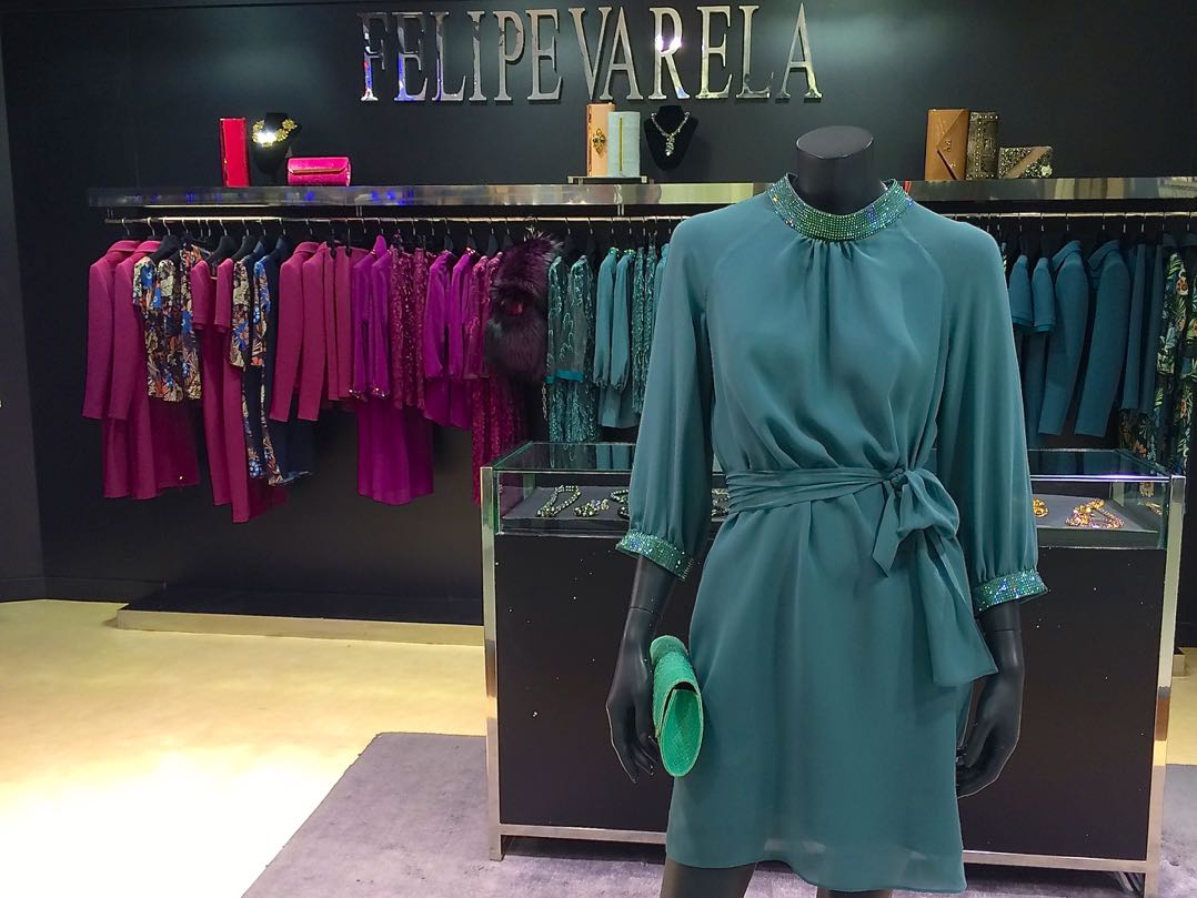 Shopping in Madrid
