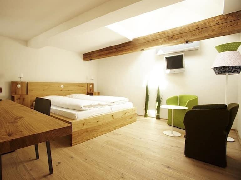 Arthotel Blaue Gans - 21st century design in the heart of Salzburg's old town