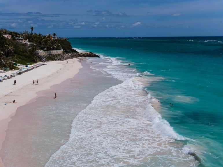 Barbados, one of the most romantic places to go in the world