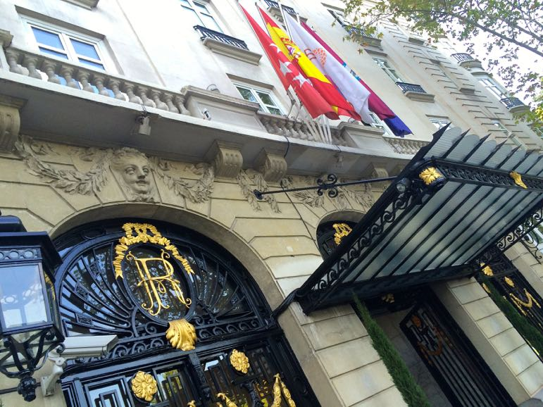 Places to go in Madrid - Hotel Ritz