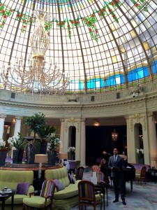 Places to go in Madrid - Opera Brunch at The Westin Palace