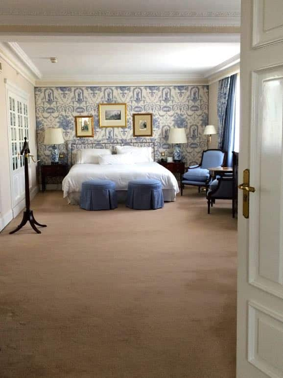Places to go in Madrid - Suite at the Westin Palace Madrid