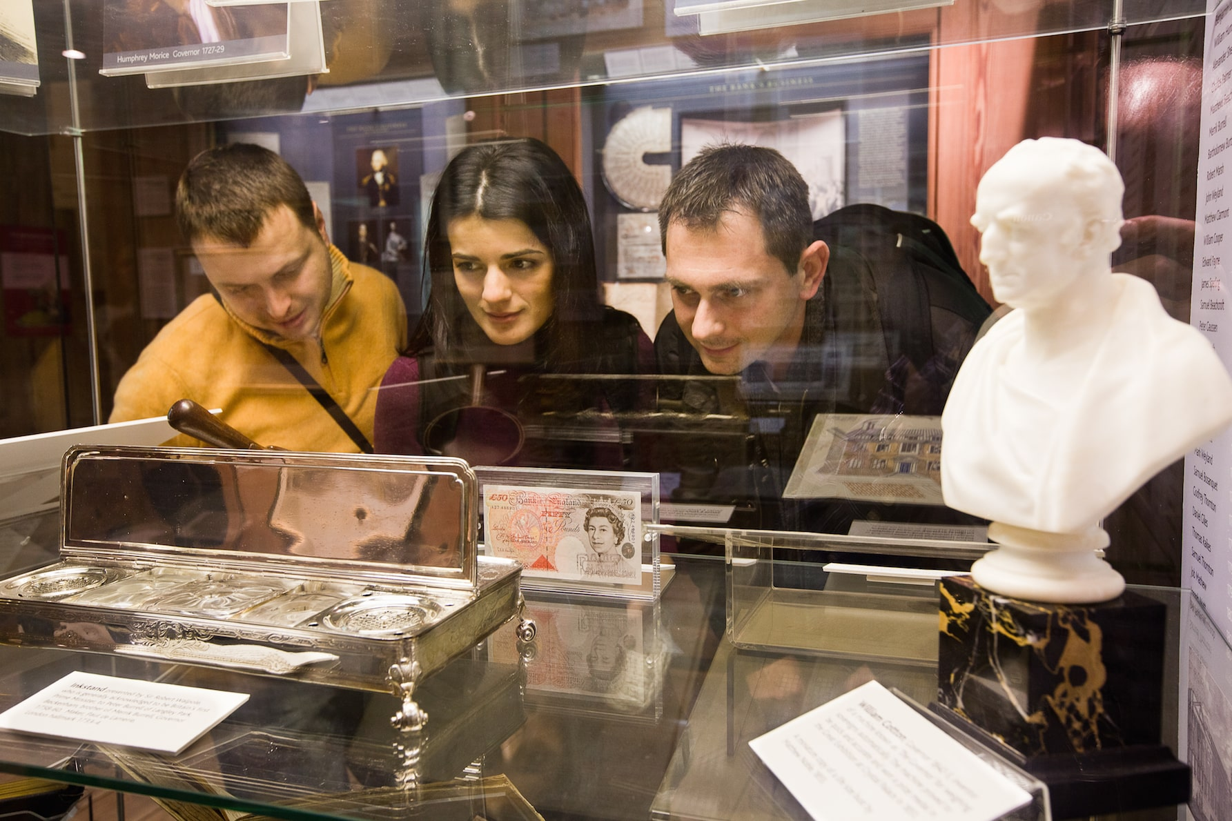 Places to visit in London - the Bank of England Museum | pic: Bank of England