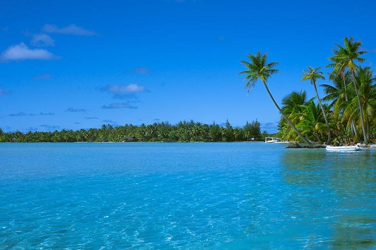 Tahiti, one of the most romantic places to go