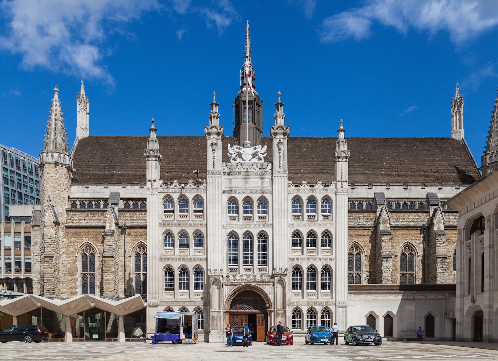 The Guildhall - one of the best places to visit in London for culture | pic Dilif