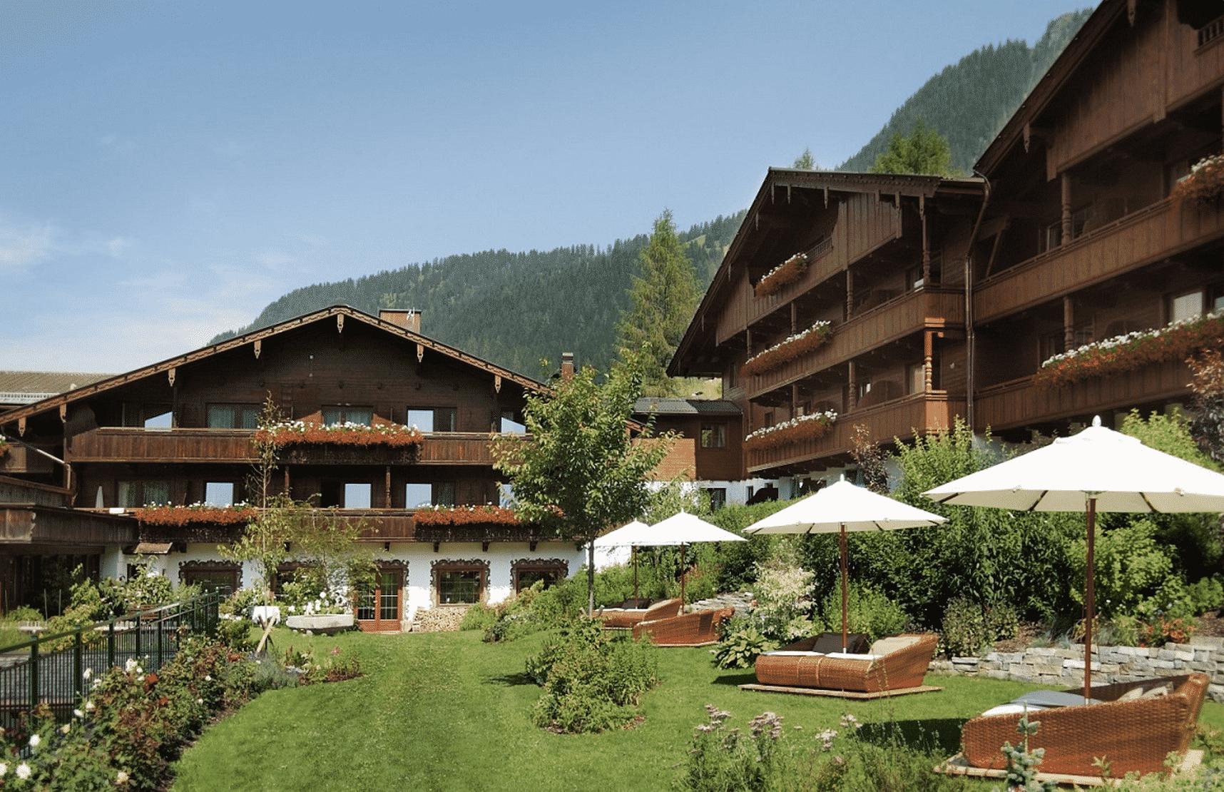 The Romantik Hotel Boeglerhof