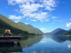 Weather in Austria makes Weissensee a summer high