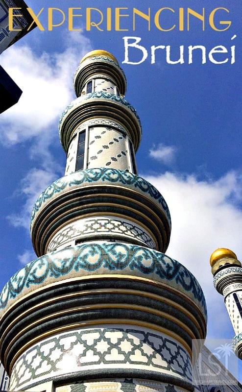 Experiencing Bandar Seri Begawan in Brunei