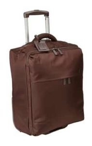 Lipault Paris foldable continental carry-on - to help you manage hand luggage size