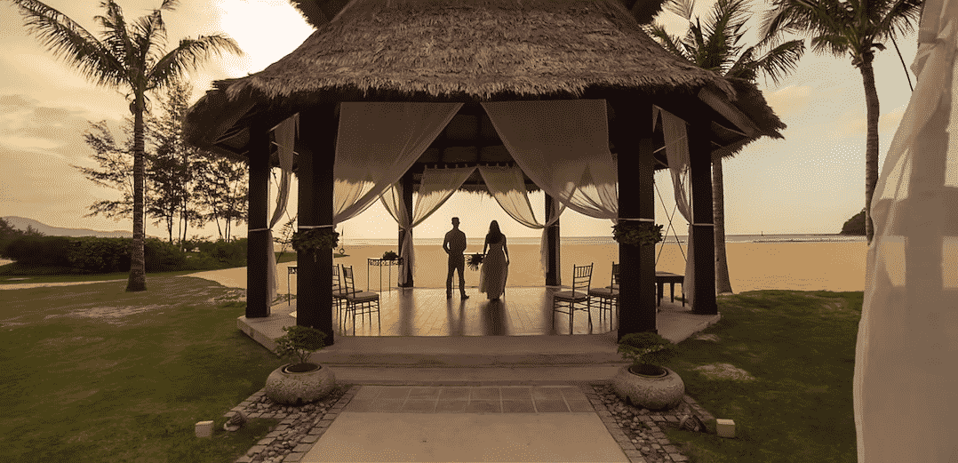 Love and romance in Sabah, Borneo