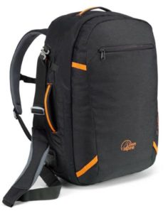 Lowe Alpine TT Carry-On 40 Backpack is a good hand luggage size backpack