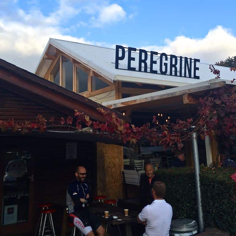 Peregrine Farm Stall for South African road trip food