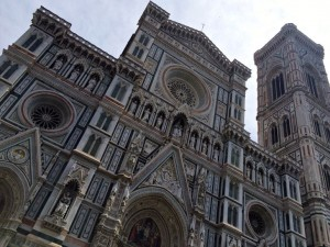 Florence's duomo is a must visit place in Tuscany