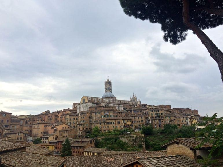 Things to do in Tuscany - explore Siena's history