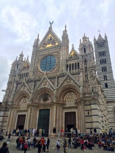Things to do in Tuscany - visit Siena's cathedral