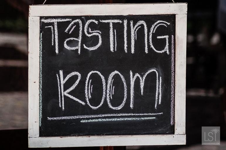 Wine tasting in Stellenbosch wineries