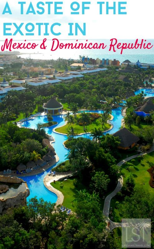 Iberostar Resorts in Mexico and Dominican Republic