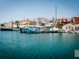 Spetses island transports us to a brighter Greece