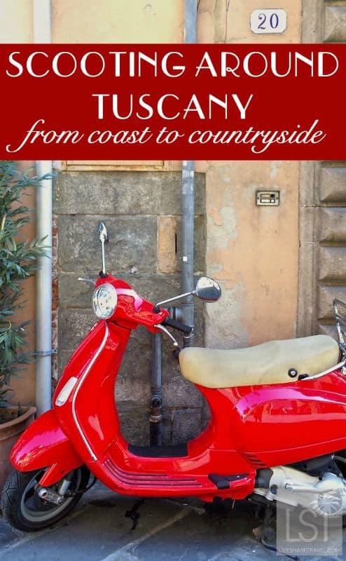 Getting a taste of Tuscany from coast to countryside