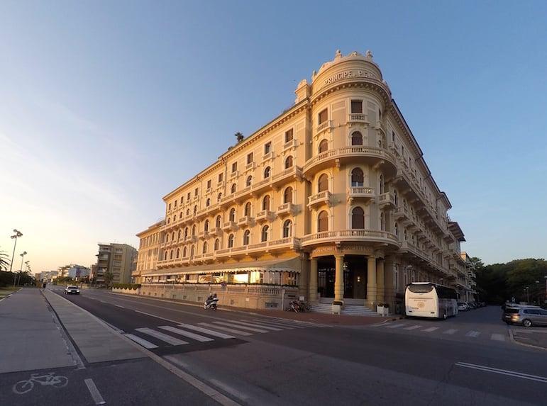 Hotel Principe di Piemonte in Viareggio with Citalia holidays