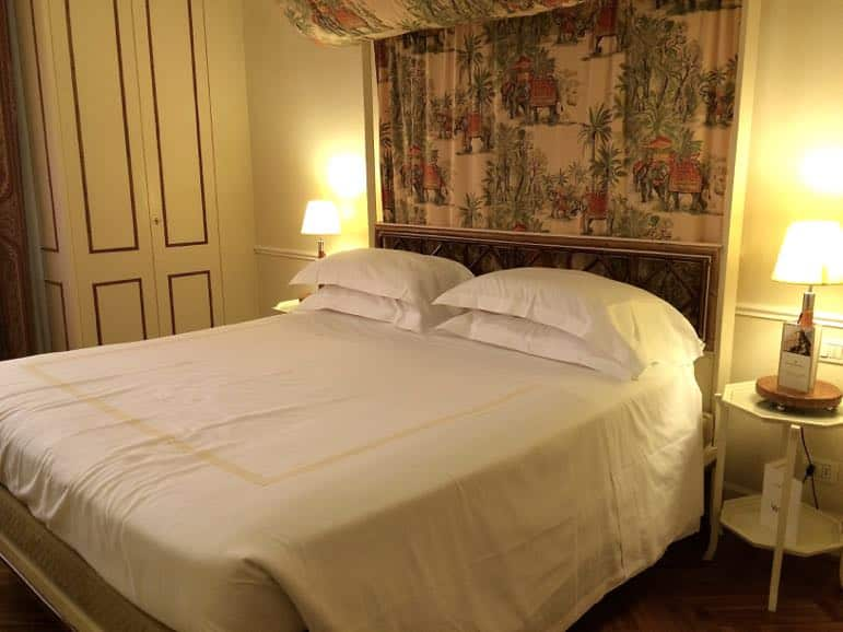 Room at Hotel Principe di Piemonte with Citalia holidays