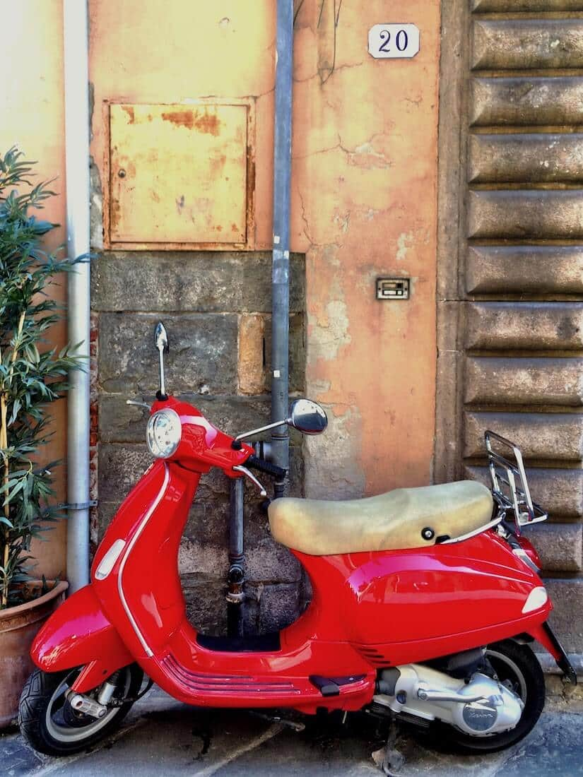 Get on your bike for more things to see in Tuscany