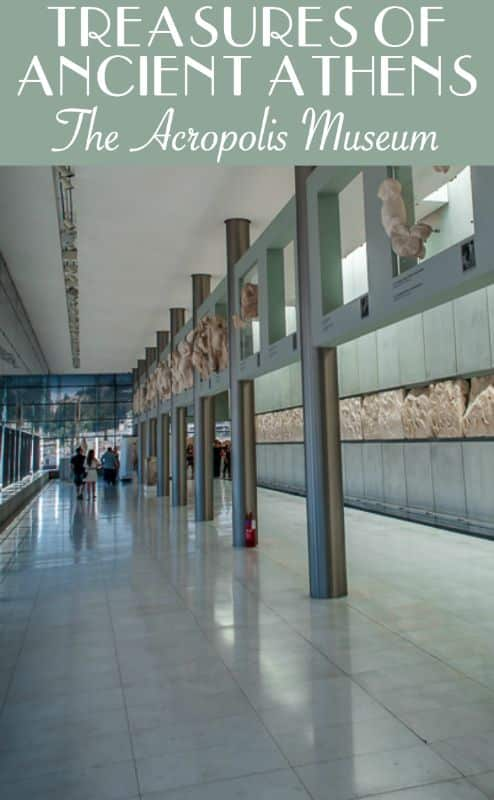 Athens' Acropolis Museum is a journey through time