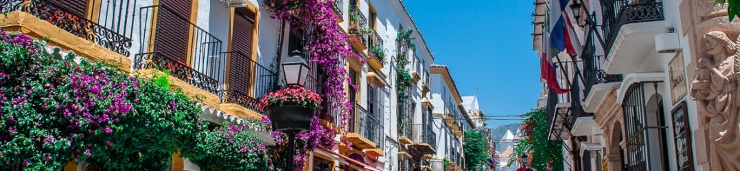 Places to go in Andalucia - Marbella