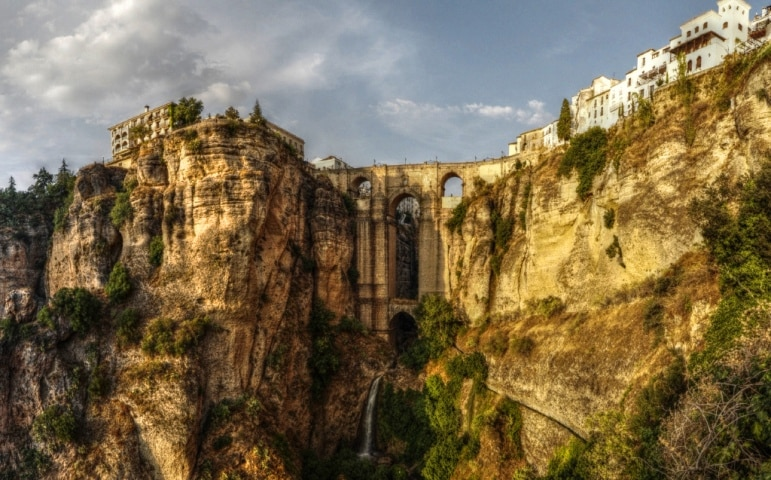 Puente Nuevo Ronda, one of the best places to go in Andalucia