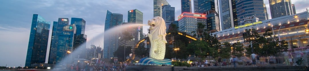 Singapore, The Lion City - Photo by David Russo
