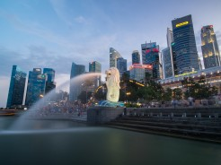 Places to go in Singapore: luxury and the Lion City