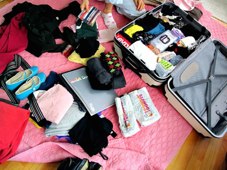 Be holiday packing savvy with your top tips for holiday packing | pic: Anaa Yoo