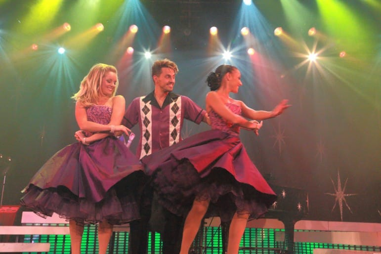 Cruise tips and tricks - for fewer crowds, book meal times to coincide with entertainment shows on board I Pic: Jeff