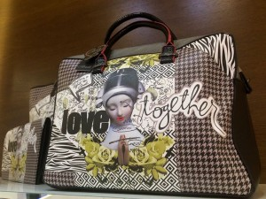 Designer bags at McArthur Glen retail village
